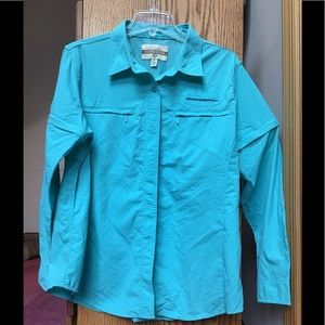 Cabela's ladies fishing or outdoor shirt size XL